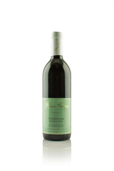 Dornfelder Rotwein Barrique Weingut Giessen